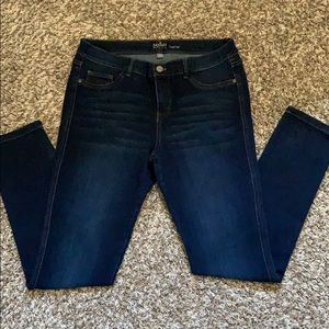 New York & Co SoHo legging Jeans size 10